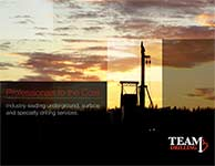 Team Drilling Brochure